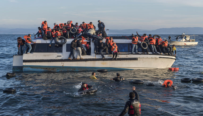 Refugee, crisis, syria, iraq, afghanistan, european union, asylum, international law, germany
